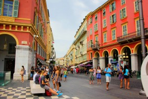 Holiday lettings in Nice Carré d'Or - ZEN Holiday Rentals