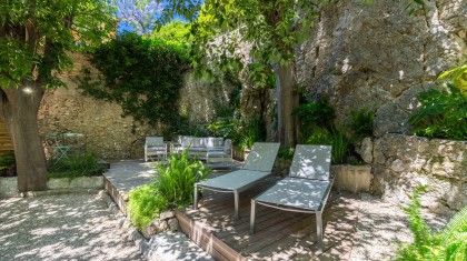 Holiday apartment with garden in Nice | Zen Holiday Rentals